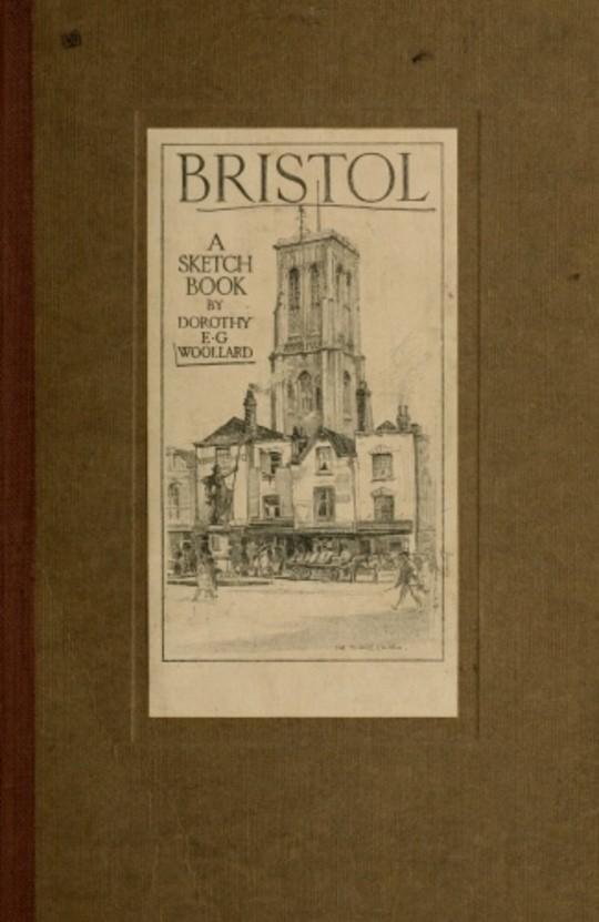 Bristol; A Sketch-Book
