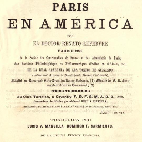 Paris en América