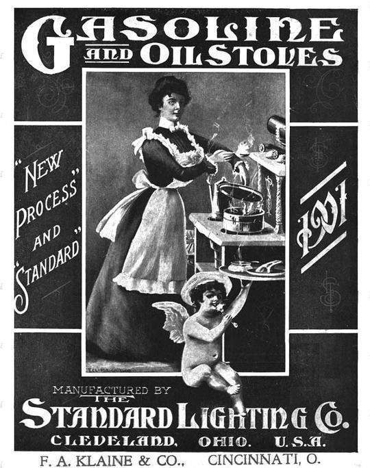 The Standard Lighting Company Catalogue for 1901