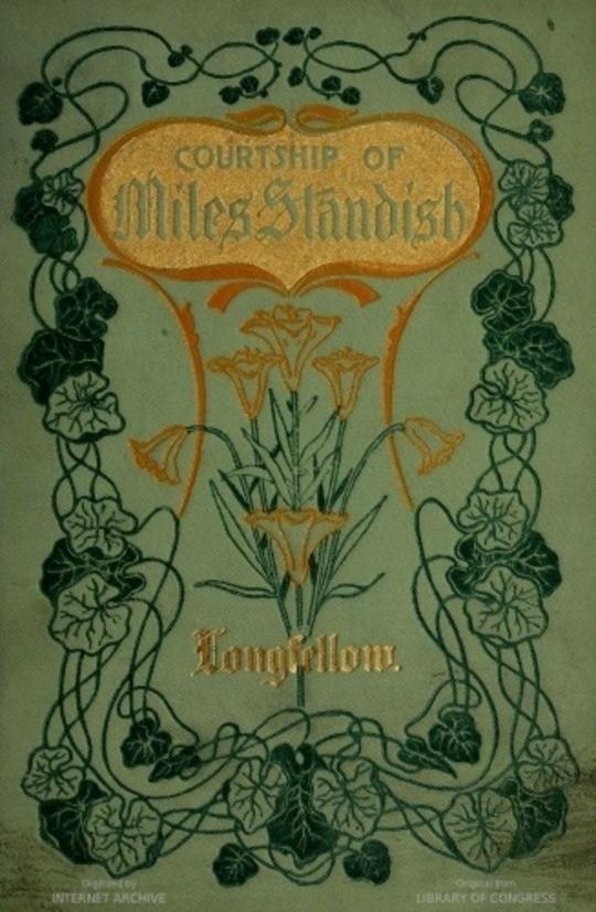 Courtship of Miles Standish Minnehaha Edition