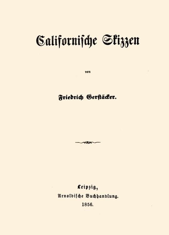 Californische Skizzen