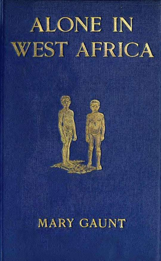 Alone in West Africa Illustrated