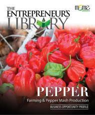 Business Opportunity Profile - Pepper Farming & Pepper Mash Production