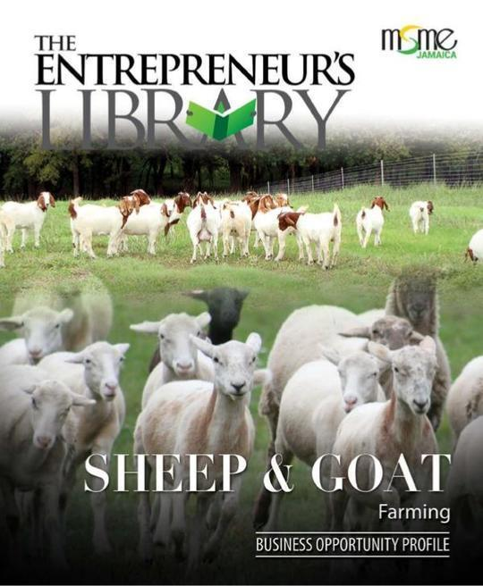 Business Opportunity Profile - Sheep & Goat Farming