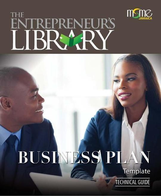 Technical Guide - Business Plan Template