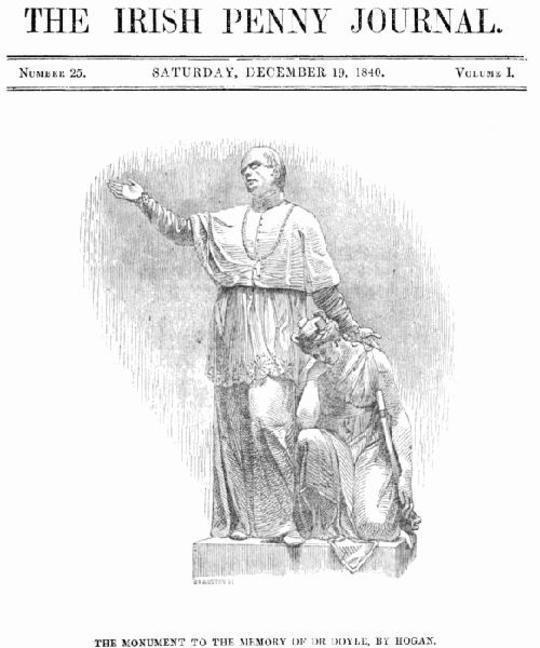 The Irish Penny Journal, Vol. 1 No. 25, December 19, 1840