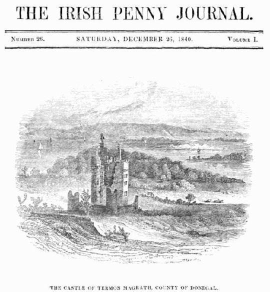 The Irish Penny Journal, Vol. 1 No. 26, December 26, 1840
