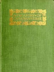 A Treasury of Canadian Verse with Brief Biographical Notes