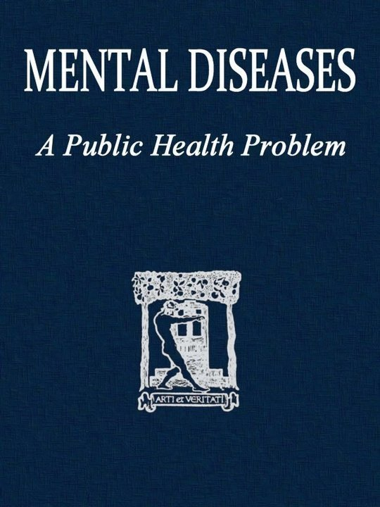 Mental diseases; a public health problem