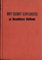 Boy Scout Explorers at Headless Hollow
