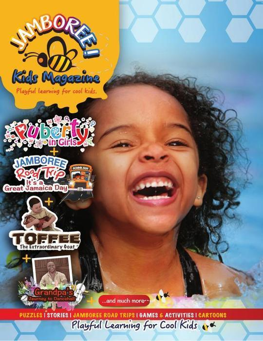 Jamboree Kids Mag. Issue 001