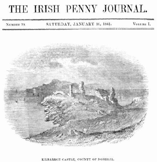 The Irish Penny Journal, Vol. 1 No. 29, January 16, 1841