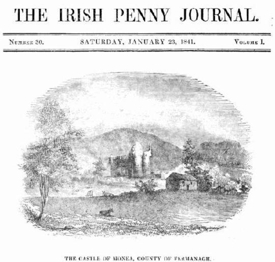 The Irish Penny Journal, Vol. 1 No. 30, January 23, 1841