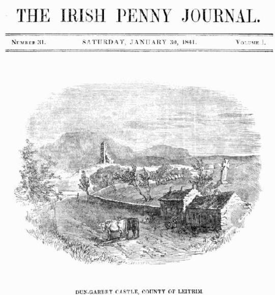 The Irish Penny Journal, Vol. 1 No. 31, January 30, 1841