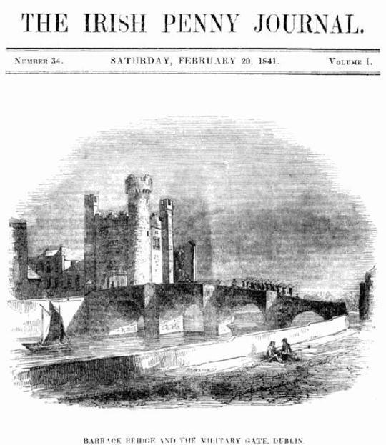 The Irish Penny Journal, Vol. 1 No. 34, February 20, 1841