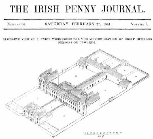 The Irish Penny Journal, Vol. 1 No. 35, February 27, 1841