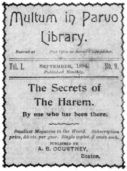 The Secrets of the Harem
