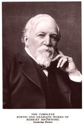 The Complete Poetic and Dramatic Works of Robert Browning Cambridge Edition