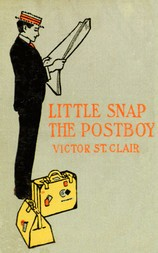 Little Snap The Postboy Working for Uncle Sam