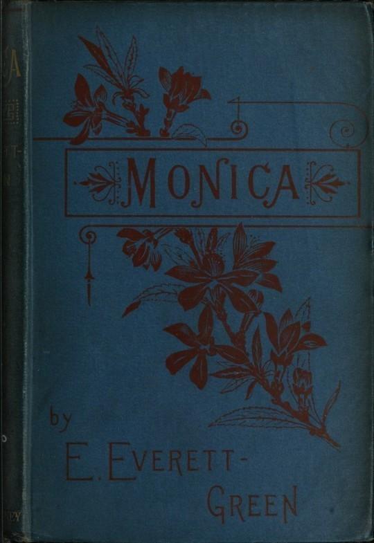 Monica, Volume 1 (of 3) A Novel
