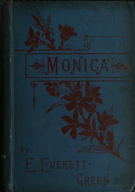 Monica, Volume 3 (of 3) A Novel