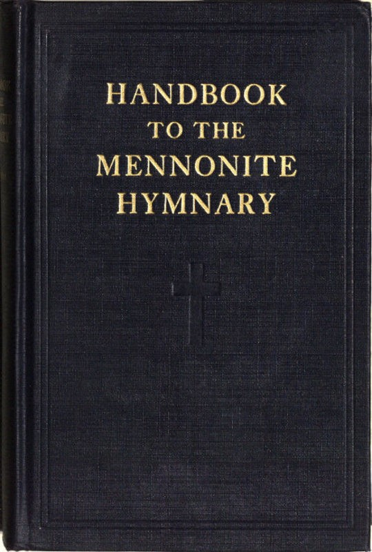 Handbook to the Mennonite Hymnary