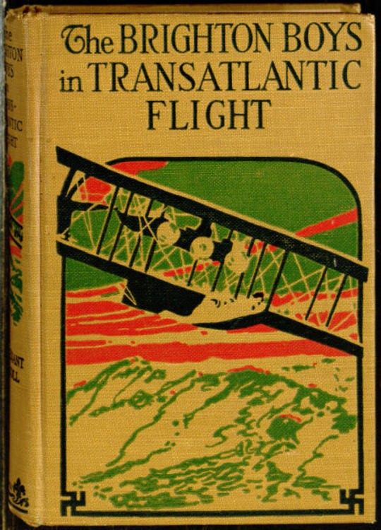 The Brighton Boys in Transatlantic Flight