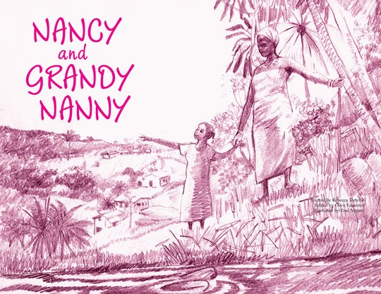 Nancy and Grandy Nanny