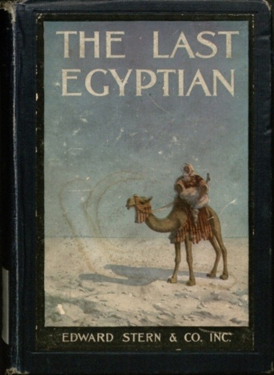 The Last Egyptian A Romance of the Nile