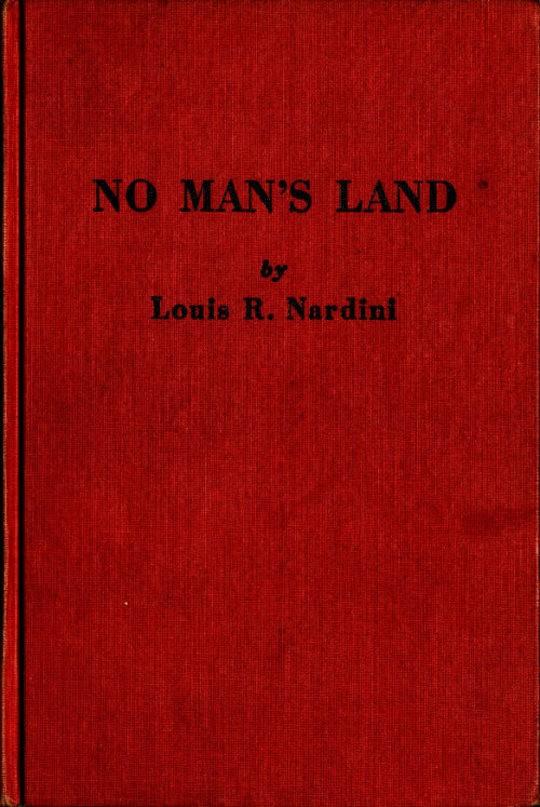 No Man's Land A History of El Camino Real