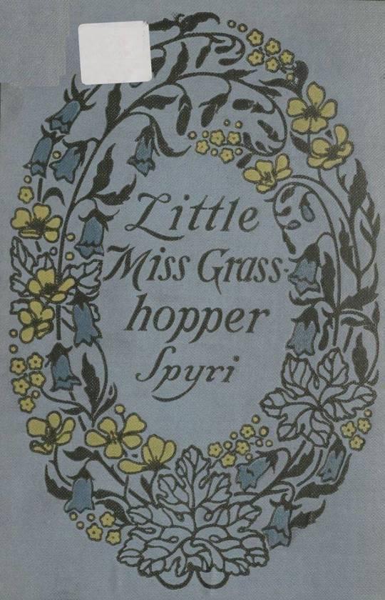 Little Miss Grasshopper
