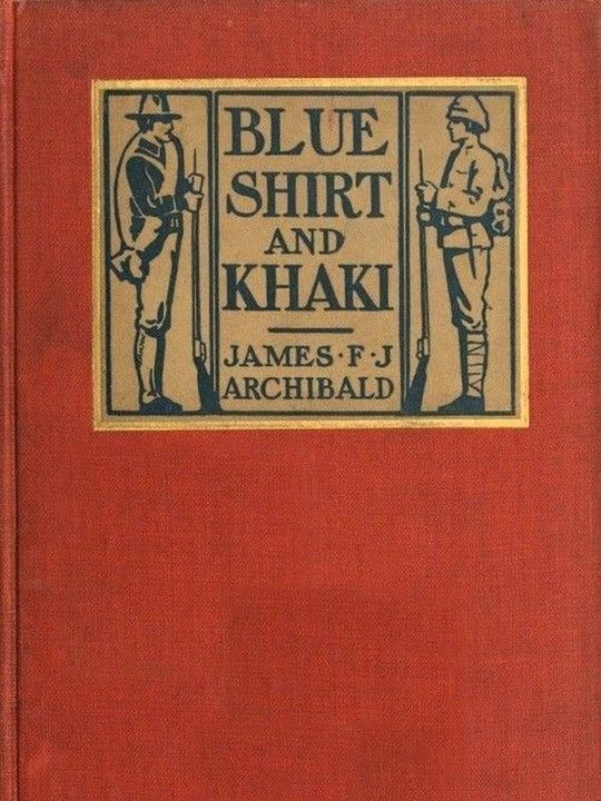 Blue Shirt and Khaki a Comparison