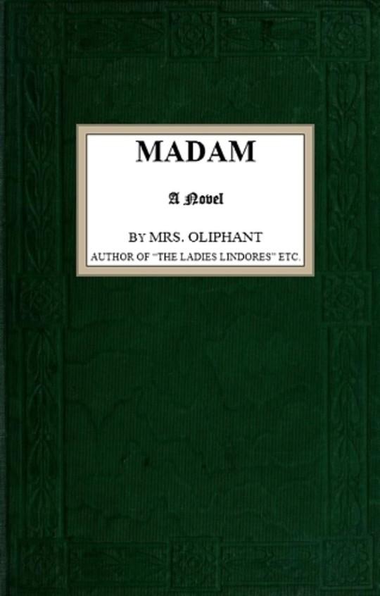 Madam A Novel