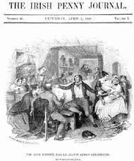 The Irish Penny Journal, Vol. 1 No. 40, April 3, 1841