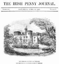 The Irish Penny Journal, Vol. 1 No. 41, April 10, 1841