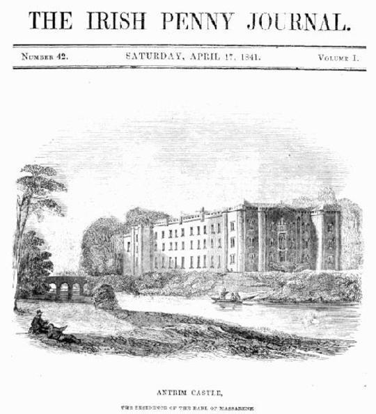 The Irish Penny Journal, Vol. 1 No. 42, April 17, 1841