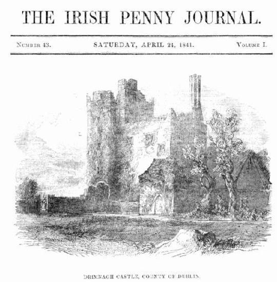 The Irish Penny Journal, Vol. 1 No. 43, April 24, 1841
