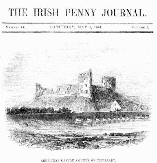 The Irish Penny Journal, Vol. 1 No. 44, May 1, 1841