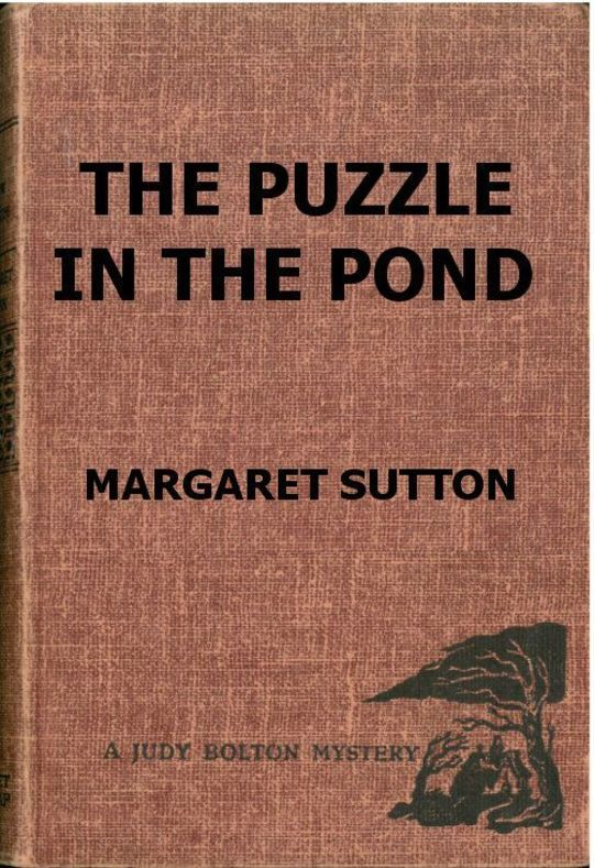 The Puzzle in the Pond Judy Bolton Series, #34