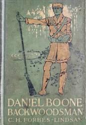 Daniel Boone, Backwoodsman