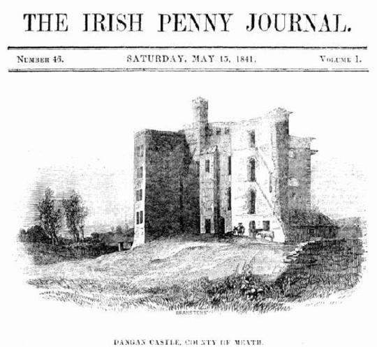 The Irish Penny Journal, Vol. 1 No. 46, May 15, 1841