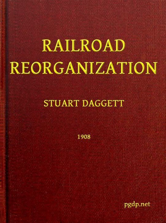 Railroad Reorganization