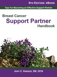 Breast Cancer Support Partner Handbook, 9th Edition