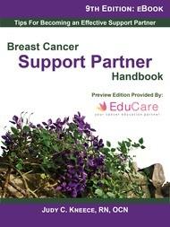 Breast Cancer Support Partner Handbook, 9th Edition (002)