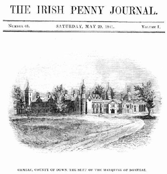 The Irish Penny Journal, Vol. 1 No. 48, May 29, 1841