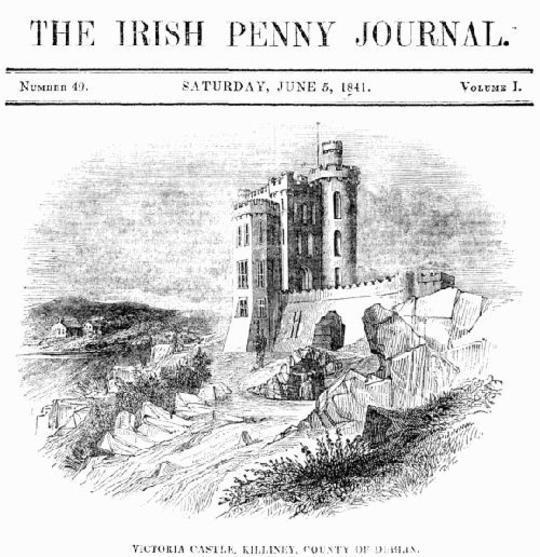 The Irish Penny Journal, Vol. 1 No. 49, June 5, 1841