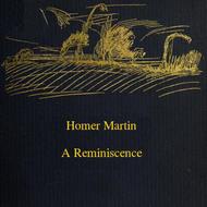 Homer Martin A Reminiscence