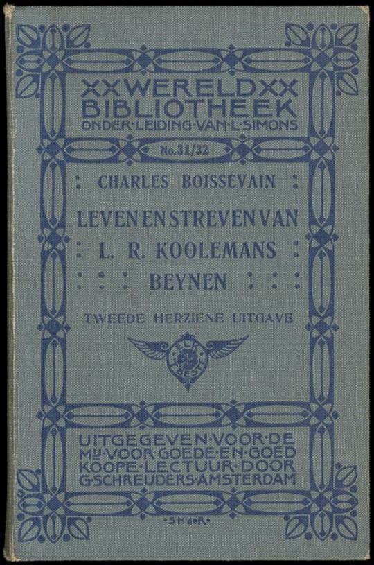 Leven en streven van L. R. Koolemans Beynen