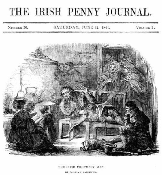 The Irish Penny Journal, Vol. 1 No. 50, June 12, 1841