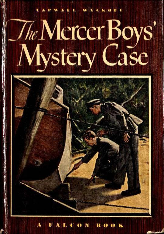 The Mercer Boys' Mystery Case